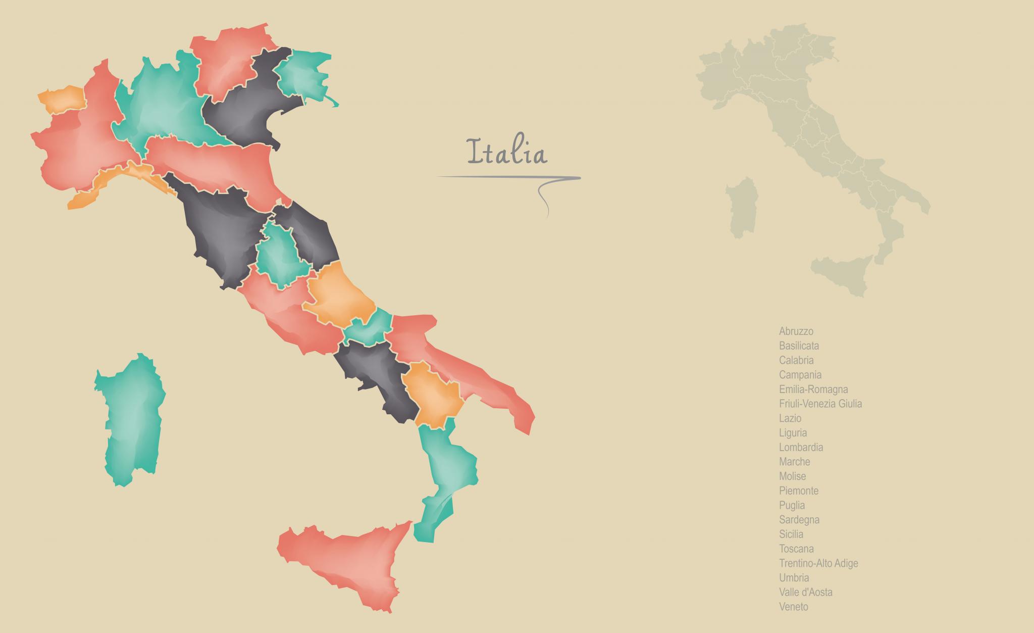 Italia A Tavola – Piemonte