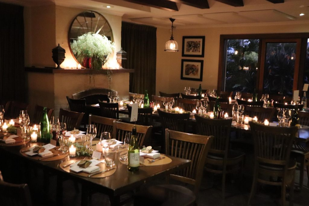 Small Dining Room Event