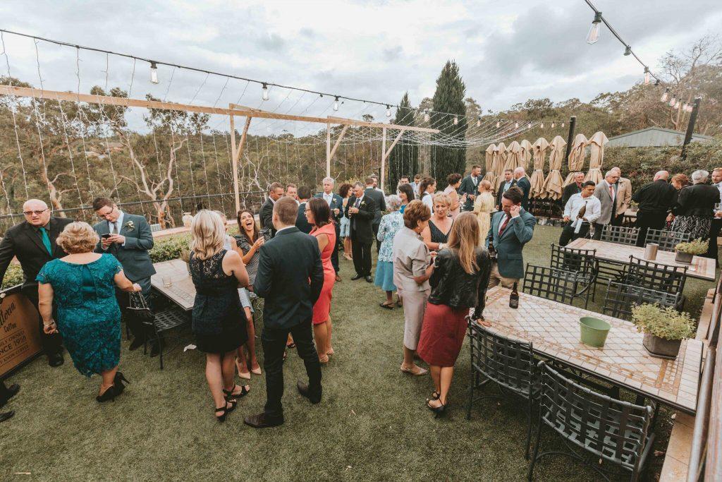 Entrata Wedding 1