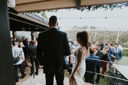 Entrata Wedding